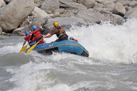 Rafting Karnali