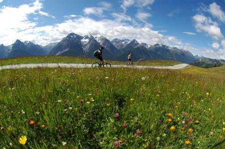 Mountain biking options are endless