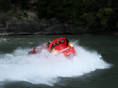 The World's Most Exciting Jetboat ride
