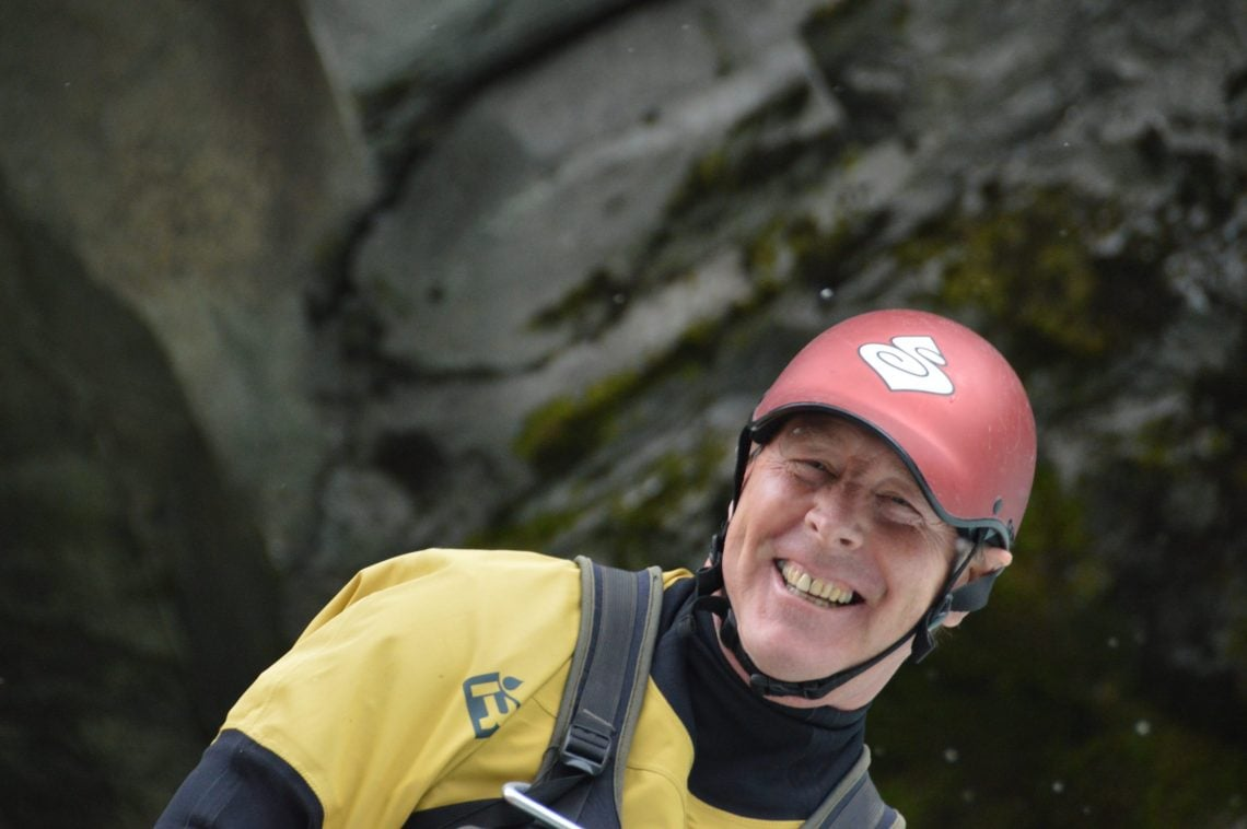 Image of rafting guide Grant 'Fletch' Fletcher